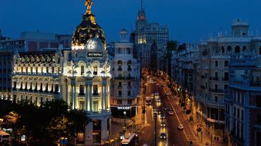 Знакомство с местами, где живут привидения в Мадриде