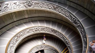Осмотр музеев Ватикана