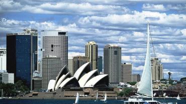 Австралия – страна-континент