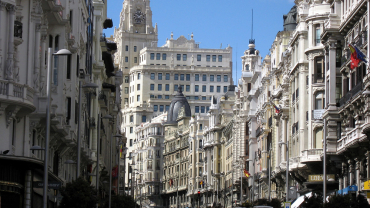 Испания – общие сведения