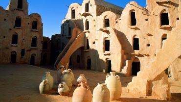 Тунис — древняя сказка