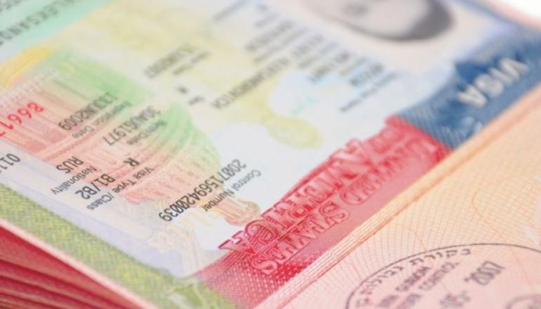 Американская виза через Грузию