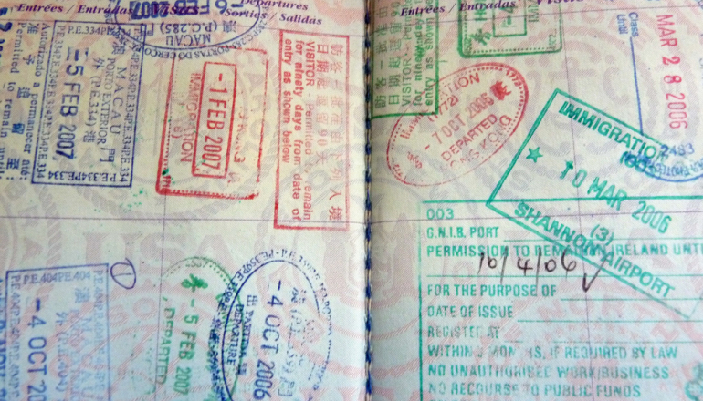 Смена адреса визовых центров Евросоюза, Канады, Сингапура и Таиланда
