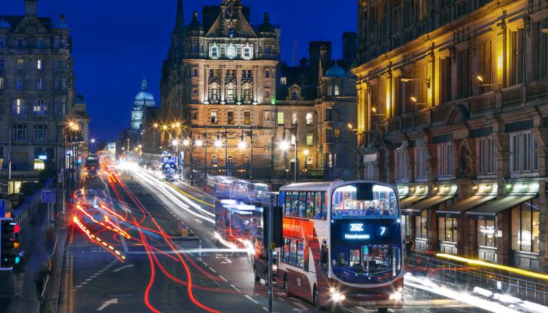 Эдинбург – достопримечательности города и окрестностей