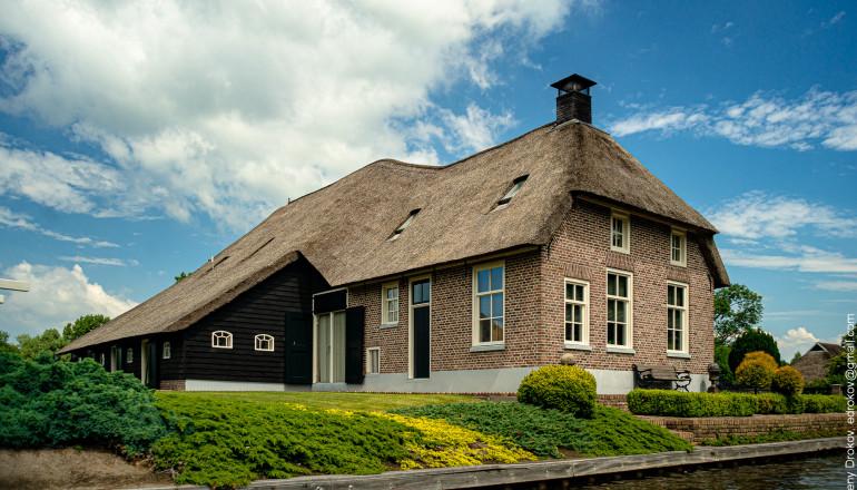 Голландские деревни