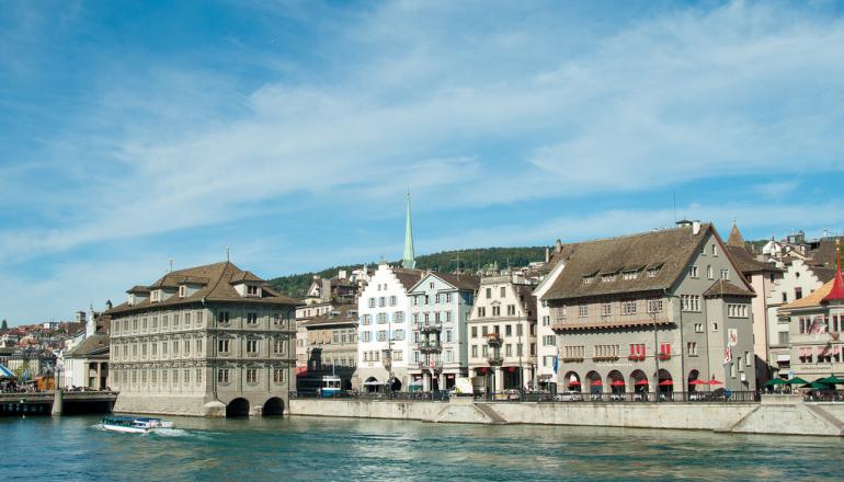 Прогулка по Цюриху и его окрестностям