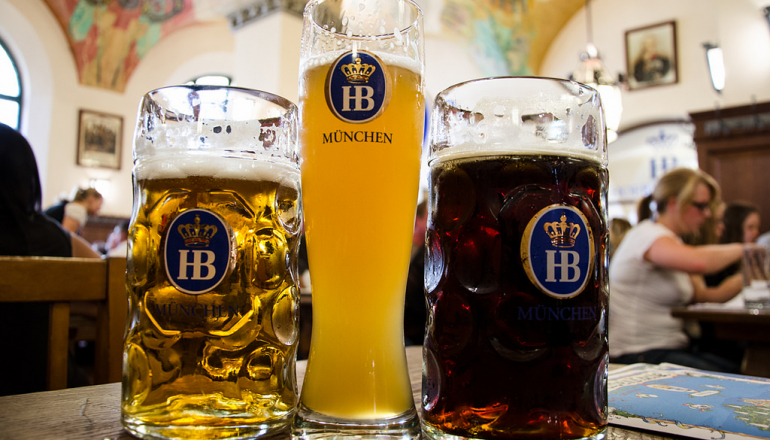Места производства собственного пива в Европе