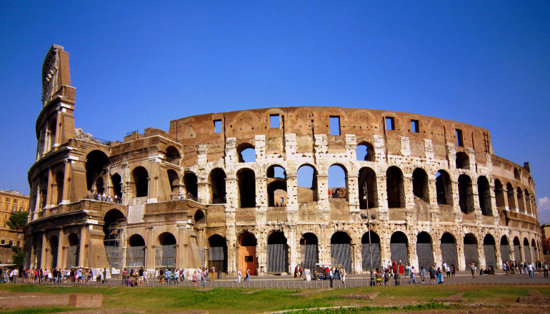 Новый туалетный закон в Риме