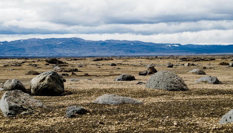 Геологические чудеса и приключения Исландии