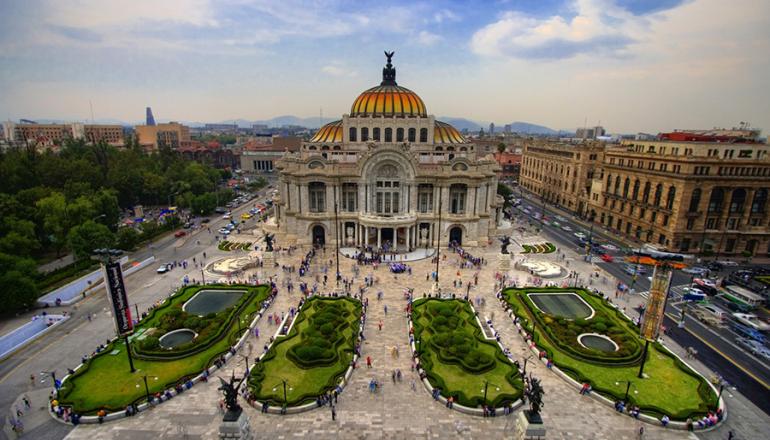 Мехико – что посмотреть в городе и окрестностях