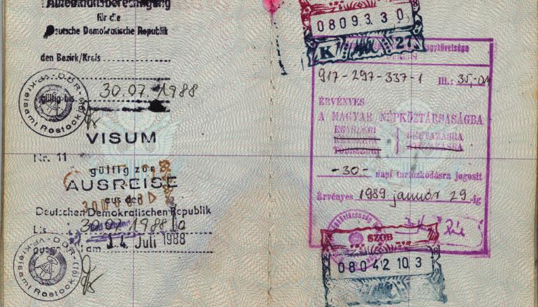Безвизовые страны для россиян в 2013 году