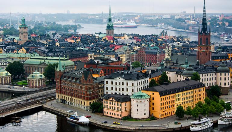 Швеция – общие сведения