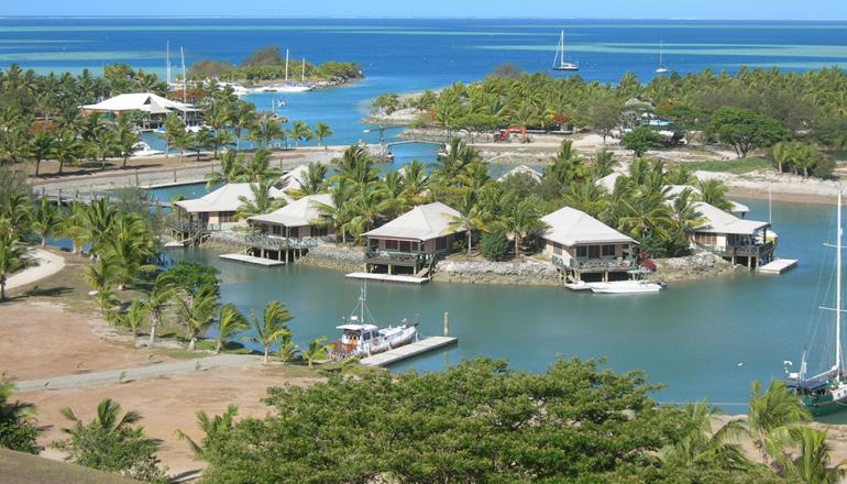 Фиджи — остров экзотики