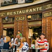 Мадрид: два октоберфеста!