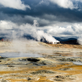 Прокат машин в Исландии