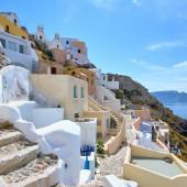 Греция: визы туристам с вылетом от 1 мая 2020