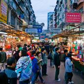 Как делать покупки в Гонконге